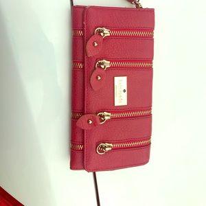Handbags - Kate Spade Wristlet Wallet 4 zipper